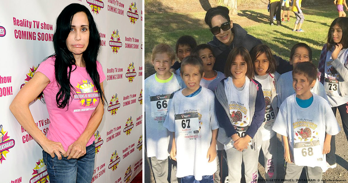 Interesting Facts About Nadya Suleman - a Happy Mother of Octuplets