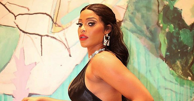Joseline Hernandez Poses with Baby Daughter Bonnie Bella in Adorable Throwback Photo
