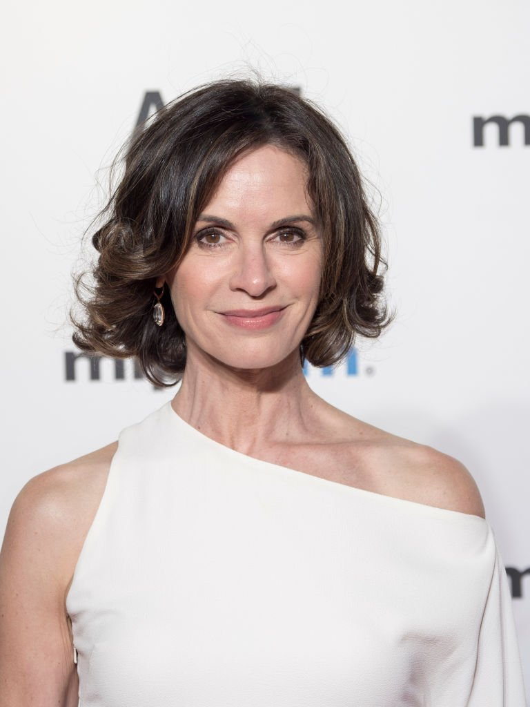 Elizabeth Vargas attends the opening ceremony red carpet of the MIPCOM 2018 on October 15, 2018 | Photo: Getty Images
