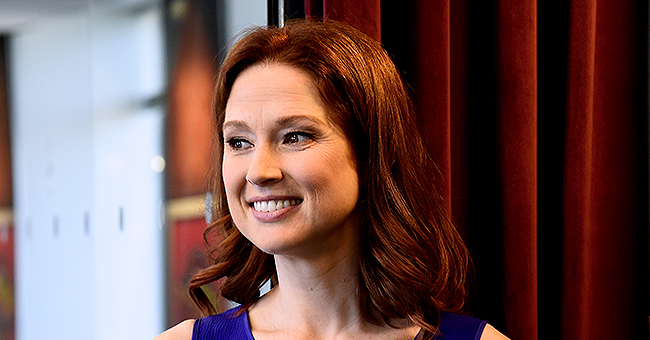 Ellie Kemper of 'The Office' Revealed She Welcomed Child No. 2 a Month Ago & Shared Pic of Her Baby