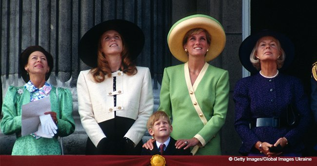 Sarah Ferguson compares Kate and Meghan's rumored rift to her and Diana in anti-bullying letter