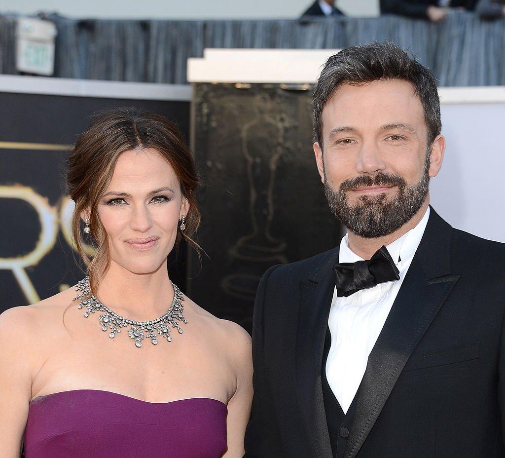 Actress Jennifer Garner and actor-director Ben Affleck arrive at the Oscars | Photo: Jason Merritt/Getty Images