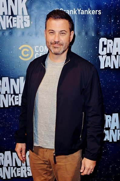 Jimmy Kimmel at Two Bit Circus on September 24, 2019 in Los Angeles, California. | Photo: Getty Images
