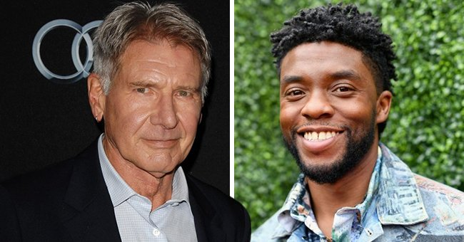 Chadwick Boseman: This Is How Harrison Ford Will Remember the 'Black Panther' Star