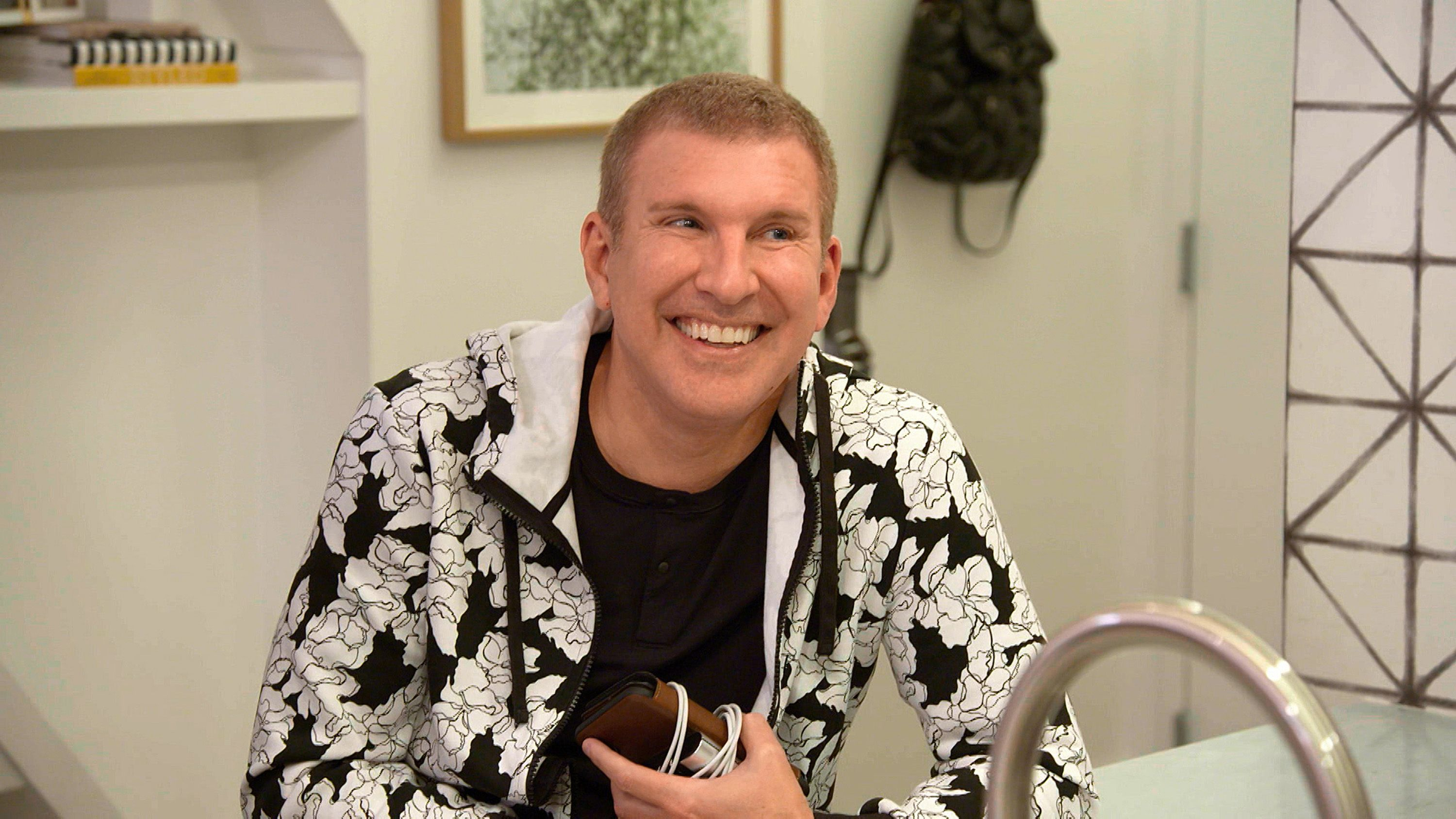 """Todd Chrisley on Episode 807 of """"Chrisley knows Best""""   Getty Images"""