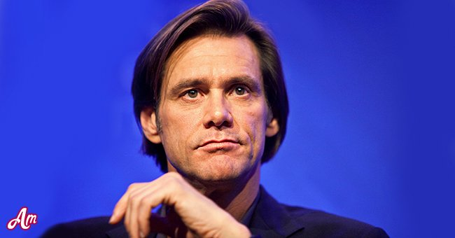 Jim Carrey, actor and founder of Better U Foundation, looks on during the second day of the Clinton Global Initiative annual meeting in New York, on Wednesday, September 22, 2010. | Source: Getty Images