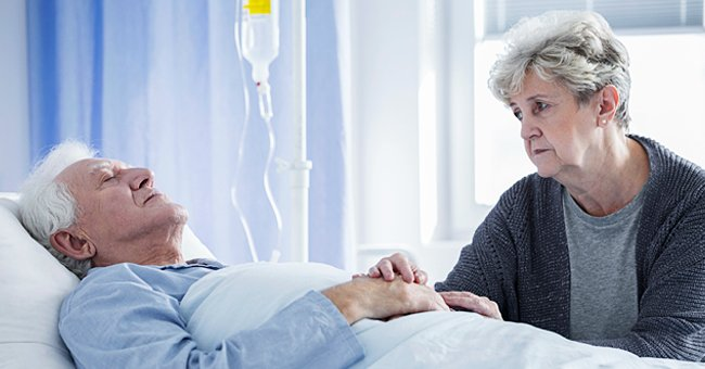 Story of the Day: Woman Doesn't Want to Take in Her Ex-husband Dying of Cancer