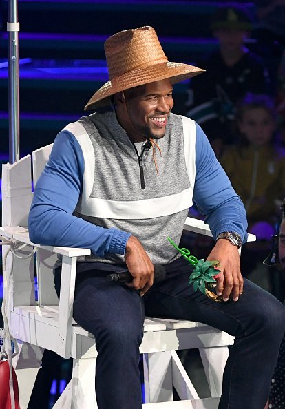 Michael Strahan at the Nickelodeon Kids' Choice Sports on July 11, 2019 | Photo: Getty Images