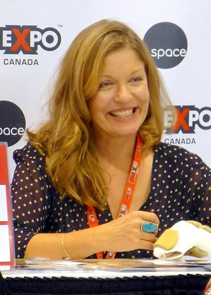 Sheryl Lee at the 2014 Fan Expo Canada. | Source: Wikimedia Commons