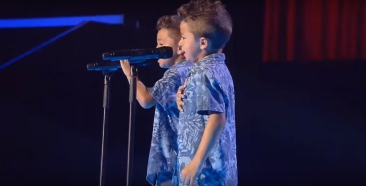Source: Youtube/La Voz Kids España
