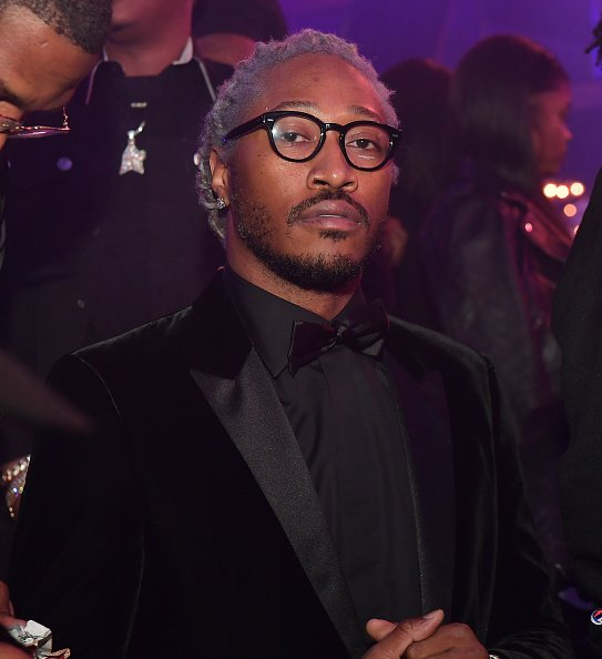 "Rapper Future at the ""All Black Affair"" at Gold Room on October 26, 2019 