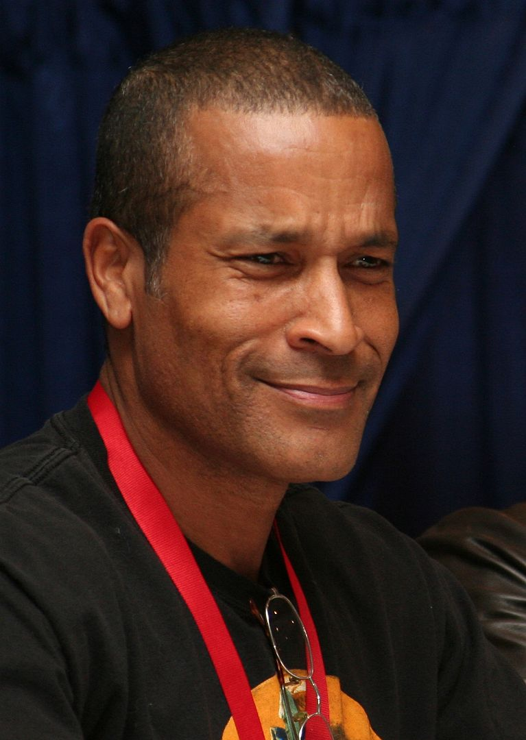 Phil Morris at the 2009 New York Comic Con | Photo: Wikimedia Commons Images