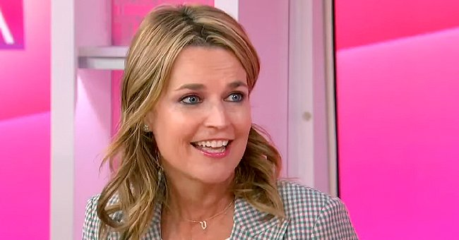 Savannah Guthrie Opens up about Being a 'Jeopardy!' Guest Host