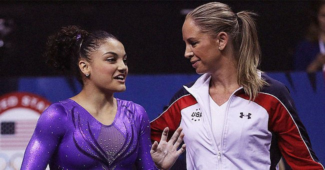 Laurie Hernandez Discusses How She Has Healed from Mental & Emotional Abuse by Her Former Coach