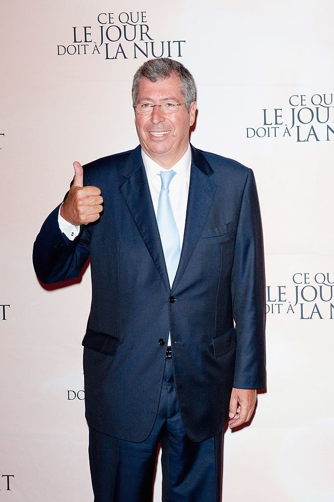 L'homme politique Patrick Balkany. l Source : Getty Images