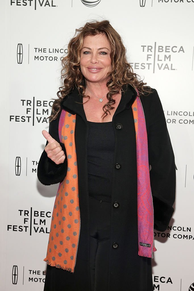 Kelly Le Brock attends Sinatra at 100: Music and Film, Lincoln Screening of 'On The Town' and performances during the 2015 Tribeca Film Festival at Spring Studio | Photo: Getty Images