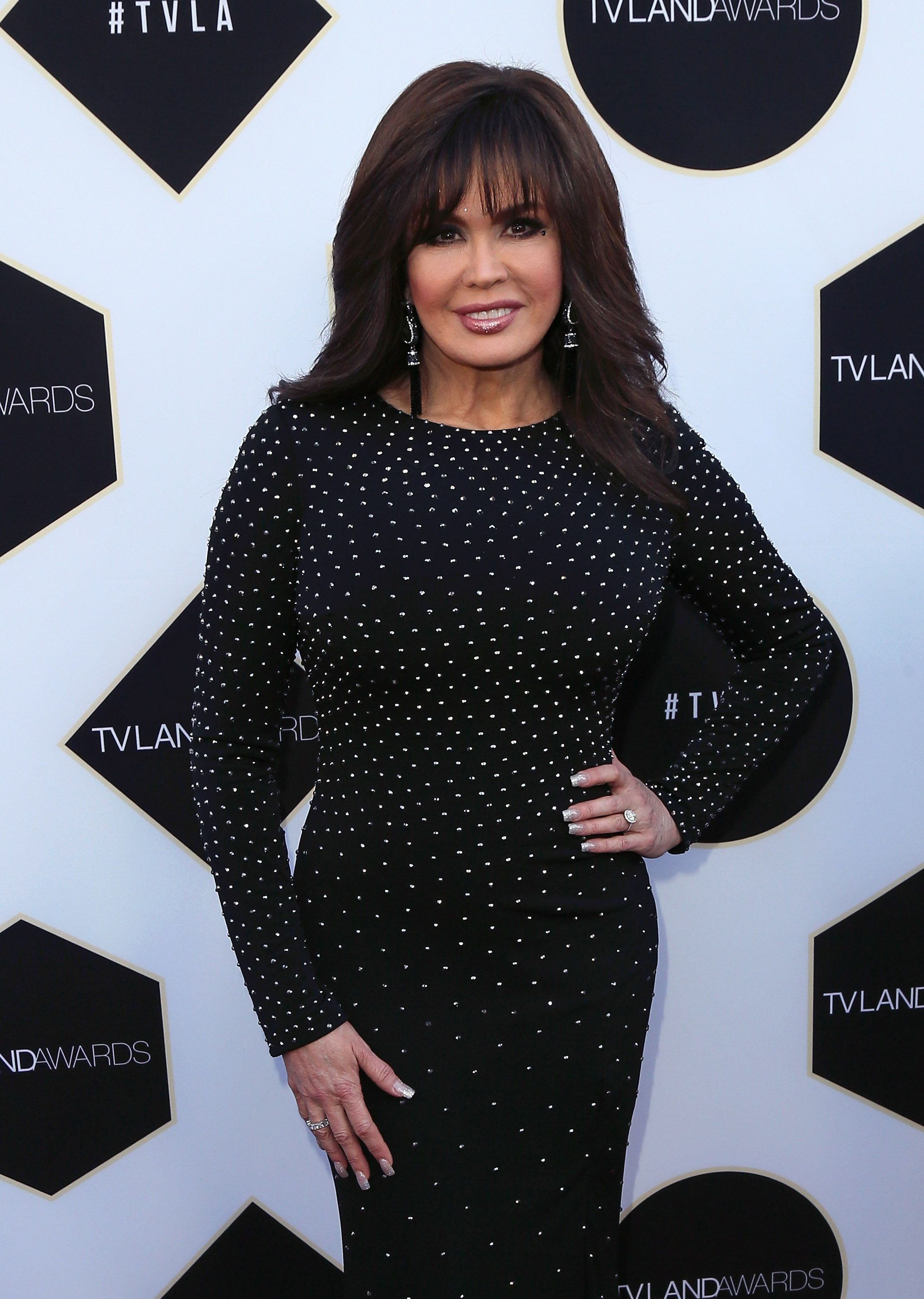 Singer Marie Osmond at the 2015 TV Land Awards at the Saban Theatre on April 11, 2015 | Photo: Getty Images