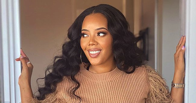 Angela Simmons' Baby Son Calls Mom His Girlfriend in an Adorable Video