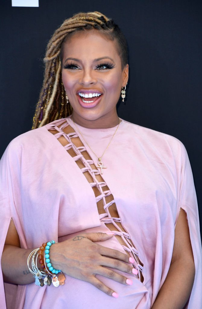 Eva Marcille attends the 2019 BET Awards | Photo: Getty Images
