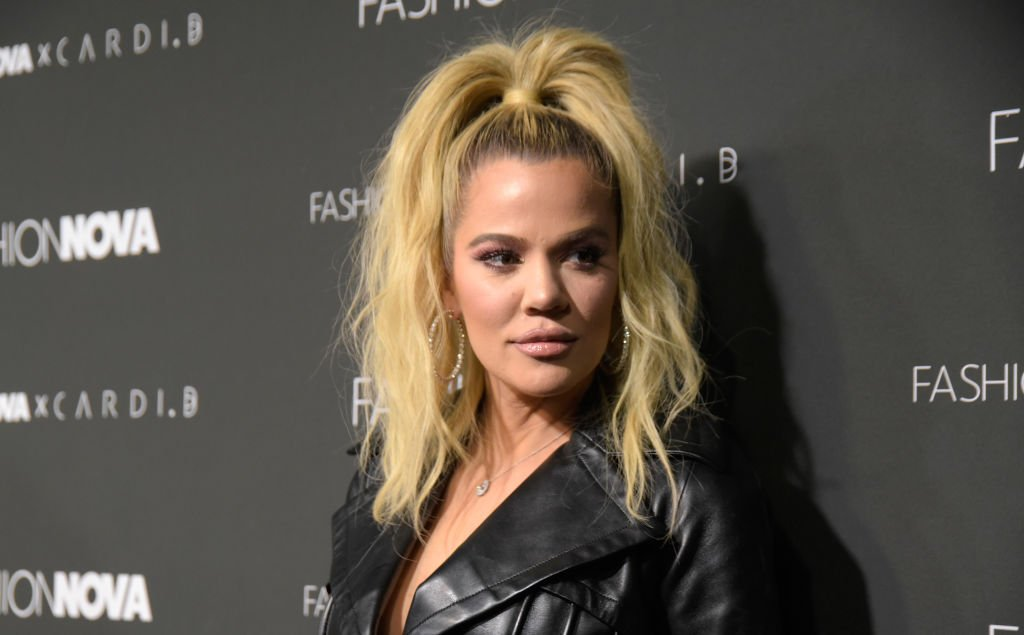 Khloe Kardashian attends the Fashion Nova x Cardi B collaboration launch event at Boulevard3 on November 14, 2018. | Photo: Getty Images