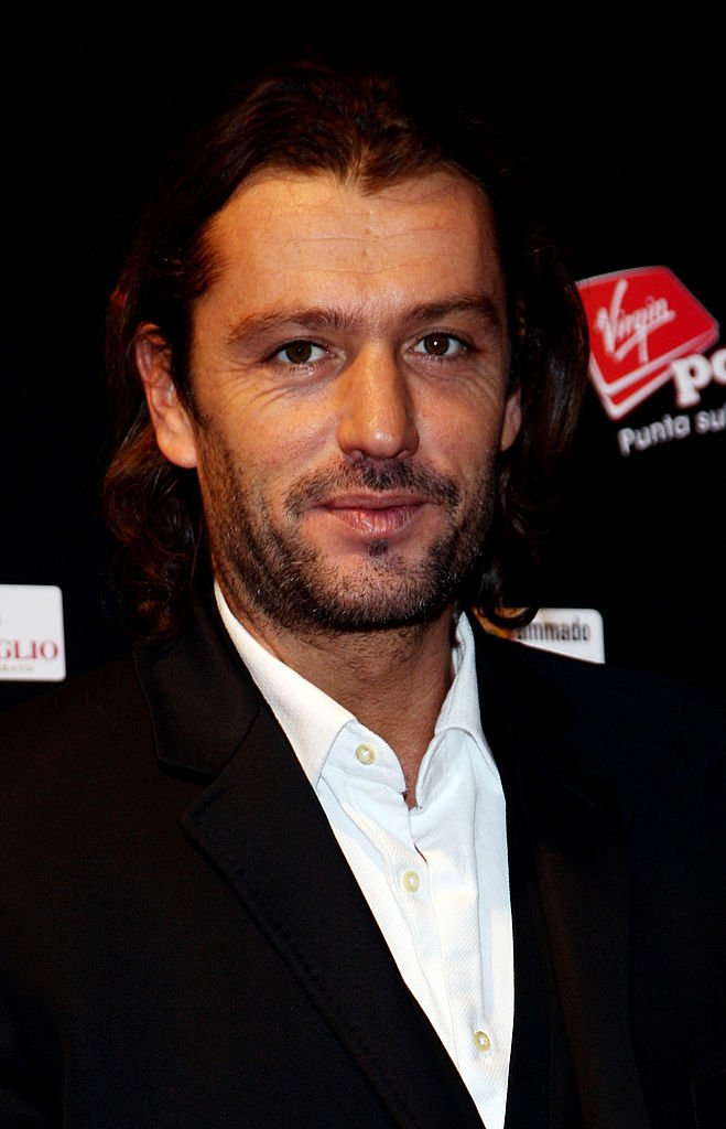 Rossano Rubicondi attends the Virgin Games Charity Gala | Photo: Getty Images