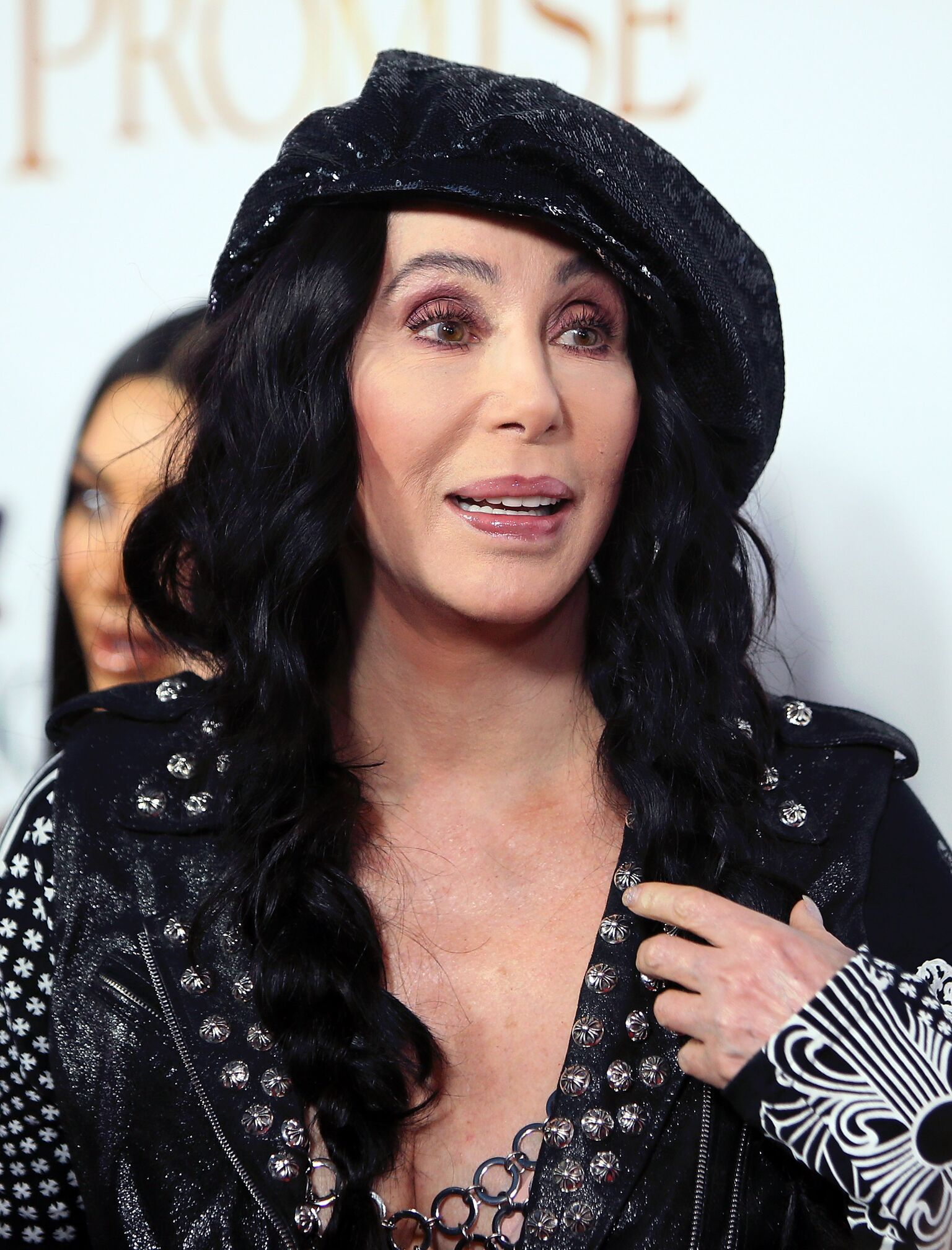 "Cher attends the premiere of Open Road Films' ""The Promise"" at TCL Chinese Theatre 