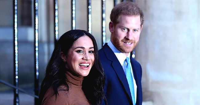 People: Harry & Meghan Are Following Canadian Government's Advice on Coronavirus Precautions after Recent UK Trip