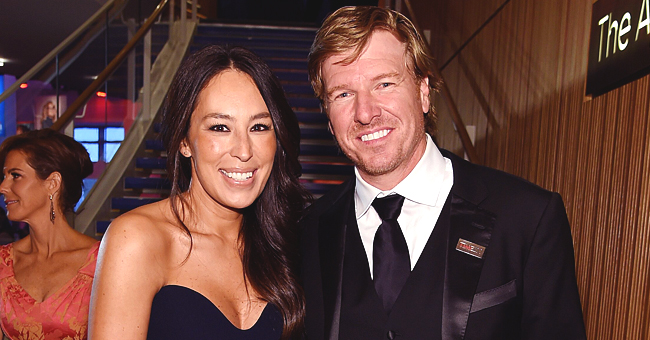 Joanna Gaines of 'Fixer Upper' Stuns in Jet-Black Ruffle Dress on Magnolia Journal Cover