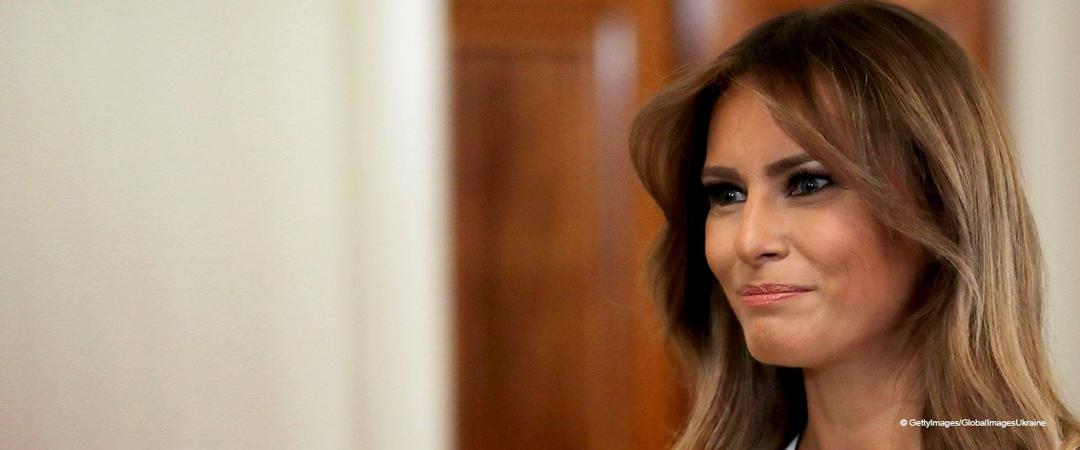 Melania Trump Shared Pics of White House Easter Egg Roll Design That Is Now Available to Order