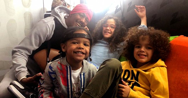Nick Cannon Shares 'Whole Squad' Photo with His 3 Kids, Showing Their Resemblance to Him