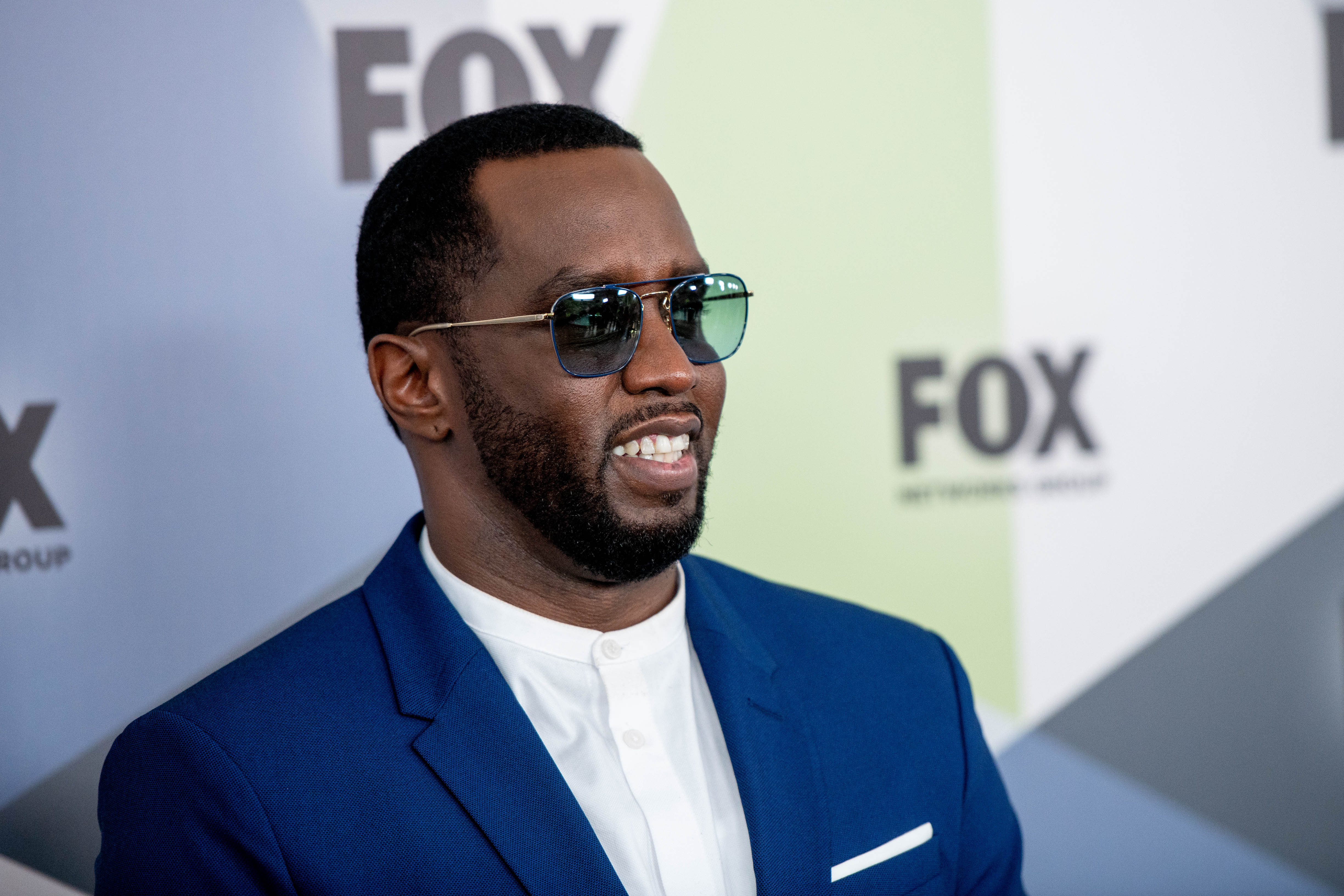 P. Diddy at the 2018 Fox Network Upfront in New York. | Photo: Getty Images