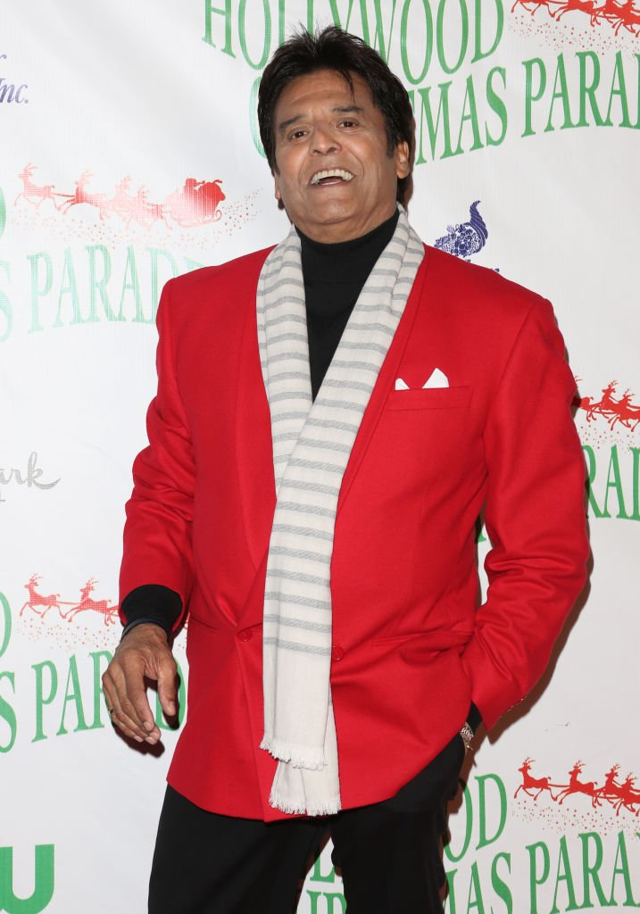 Actor Erik Estrada at the 87th Annual Hollywood Christmas Parade on November 25, 2018 | Photo: Getty Images