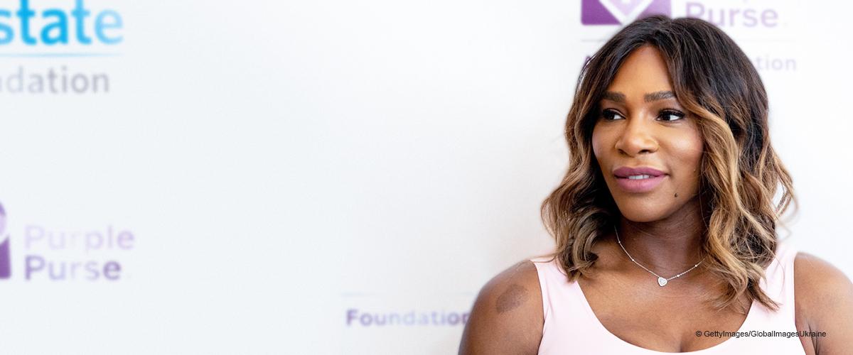 Medien glauben Serena Williams verriet ausversehen Geschlecht von Meghan Markles Baby