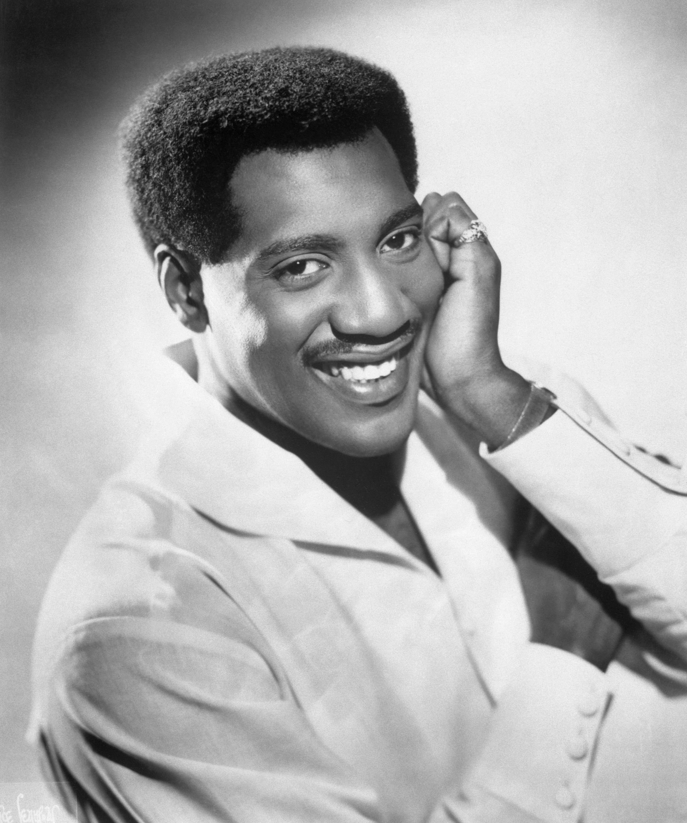 Otis Redding in a publicity handout in the 1960s.   Photo: Getty Images