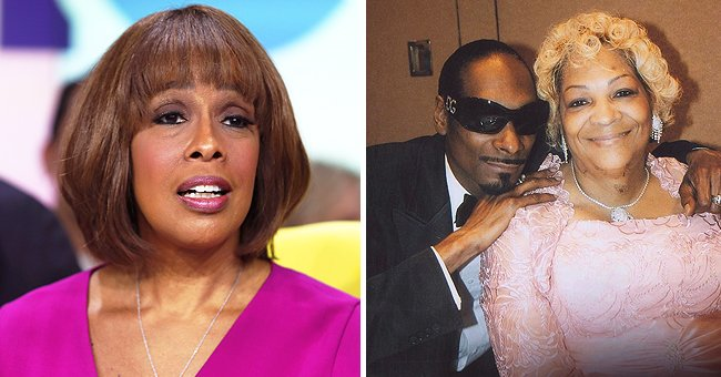 Snoop Dogg Reveals on 'Red Table Talk' His Mom Persuaded Him to Apologize to Gayle King as She Raised Him to Respect Women