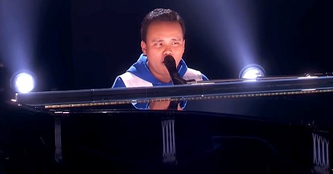 AGT Favorite Kodi Lee Does It Again with Moving Performance of 'Bridge over Troubled Water'