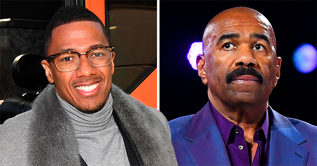 Mariah Carey's Ex Nick Cannon Seems to Shade Steve Harvey, Reacts to Diddy-Lori Harvey Dating Talk