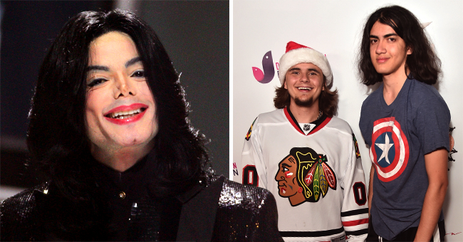 Michael Jackson's Son Prince Hosts 'Thriller' Halloween Party at the Family's Hayvenhurst Estate