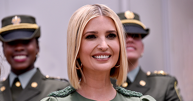 Ivanka Trump Gets the Internet Talking While Showing off Her New Short Bob Haircut in Colombia