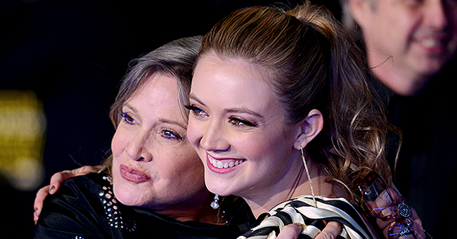 Carrie Fisher's Daughter Billie Lourd Says She Disliked Mom's 'Star Wars' Character