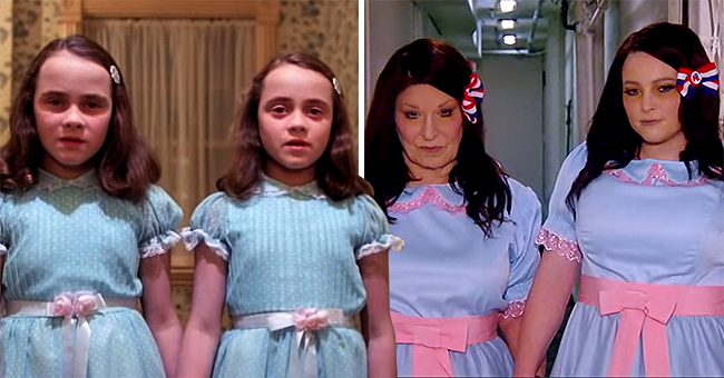Meghan McCain & Joy Behar of 'The View' Stun Fans as They Dress up as 'The Shining' Twins for Halloween