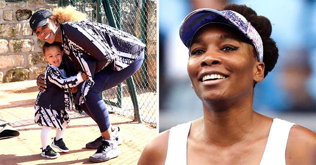 Serena Williams Says Sister Venus Is Great Auntie to Olympia after US Open Win over Maria Sharapova