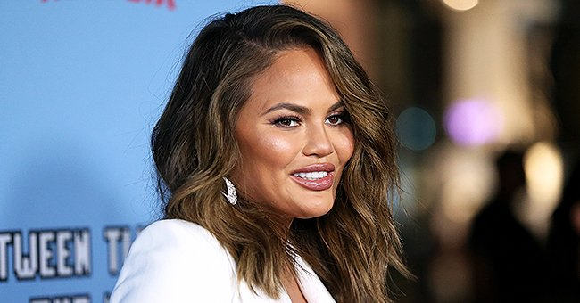 Chrissy Teigen Shares Adorable Photos from Luna's Day out with John Legend's Brother