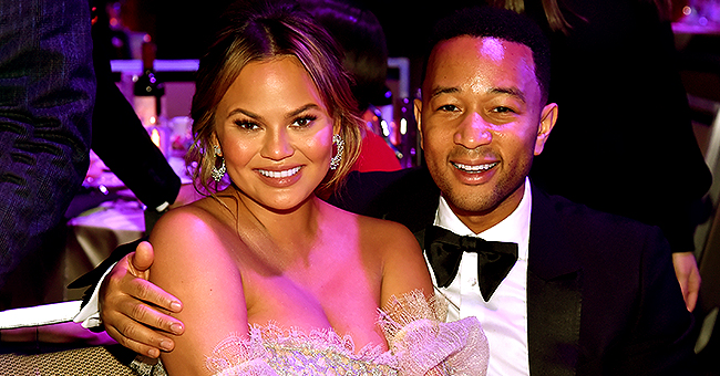 Chrissy Teigen and John Legend Enjoy Pork Rinds on a Family Trip to Thailand