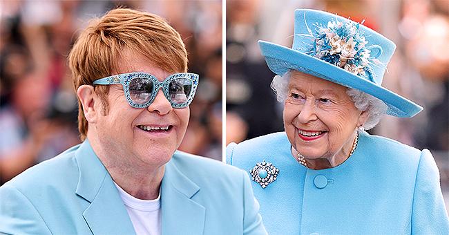 Elton John prétend que la reine Elizabeth a doucement giflé son neveu devant lui