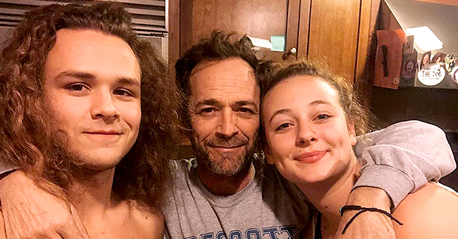 Luke Perry's Kids Pay Tribute to Their Late Dad on What Would Have Been His 53rd Birthday