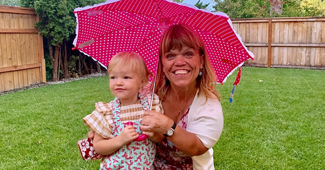 LPBW Stars Matt & Amy Roloff's Granddaughter Ember Blows out Candles on Cake as She Turns 2