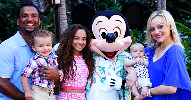 Alfonso Ribeiro of 'Fresh Prince of Bel-Air' Says He's Done Having Kids after Birth of Daughter Ava Sue