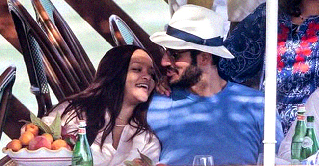 Meet Hassan Jameel, Rihanna's Billionaire Boyfriend Whom She's in Love With