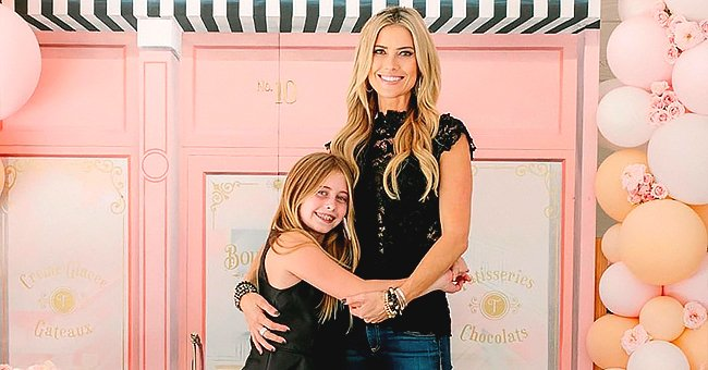 Here's How Christina Anstead Celebrated Her Daughter Taylor's 10th Birthday Amid Divorce